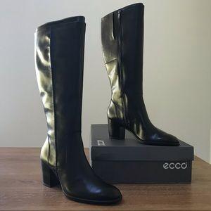 Shape 55 Black High Heel Tall Boot Size